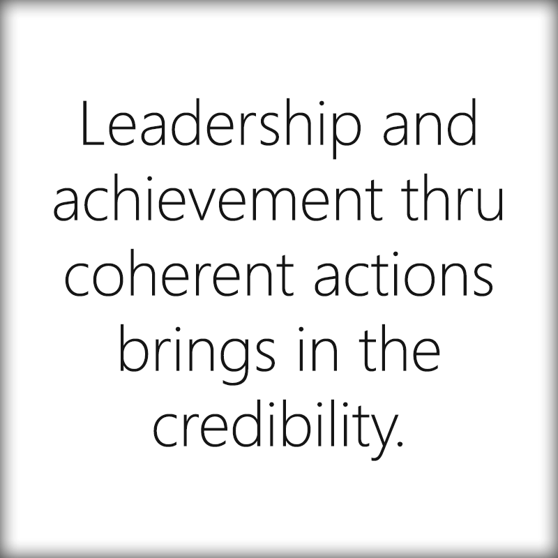 Credibility-text
